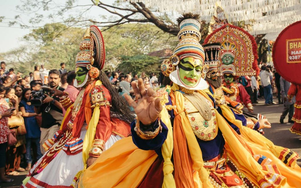 athachamayam-festival-kerala