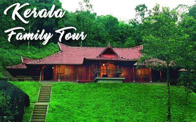 Kerala family tour destinations