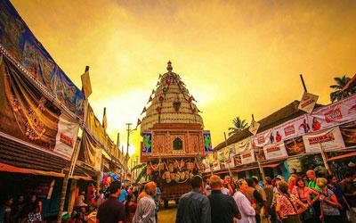 Kalpathy Ratholsavam Chariot
