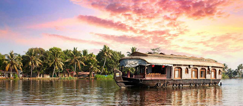 Alleppey Backwaters and Houseboat Tour