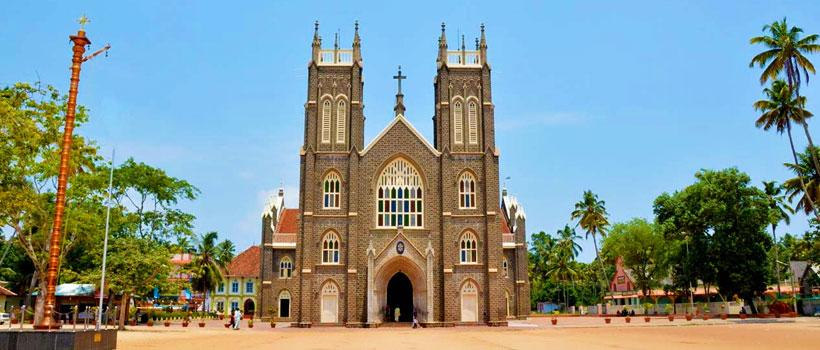 Arthunkal Church Alleppey