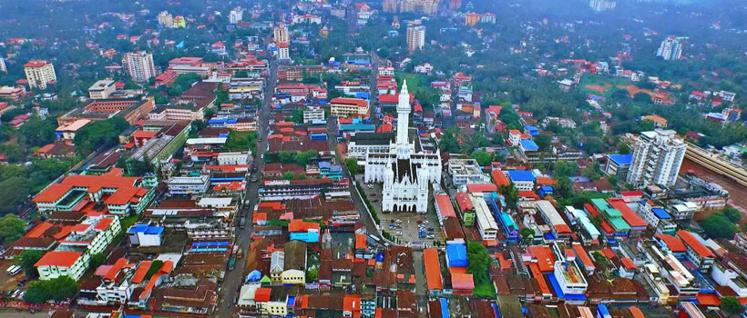 Basilica Of Our Lady Of Dolours Thrissur
