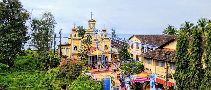 Catholic Rosary Church, Thalassery, Kannur