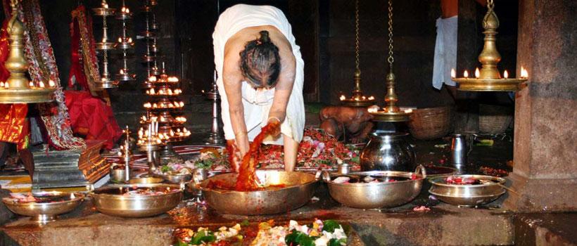 Mannarasala Ayilyam festival in Mannarasala Sree Nagaraja Temple