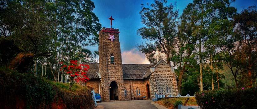 Munnar CSI Chirst Church