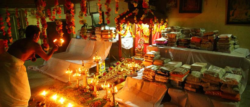 Navarathri festival in Kerala
