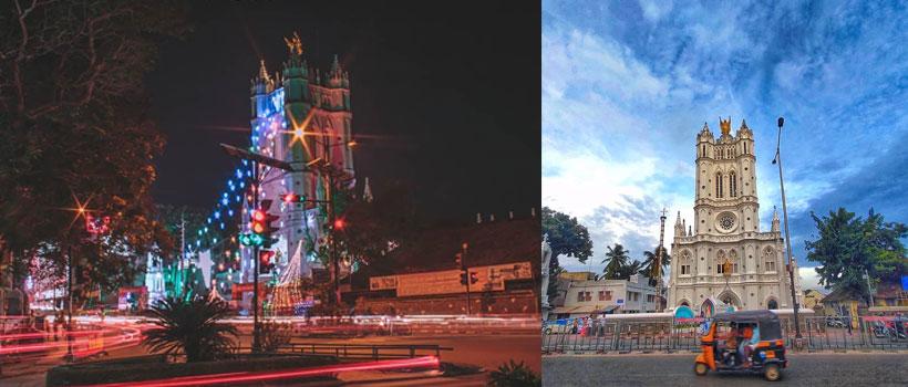 St. Joseph's Metropolitan Cathedral, Palayam, Trivandrum