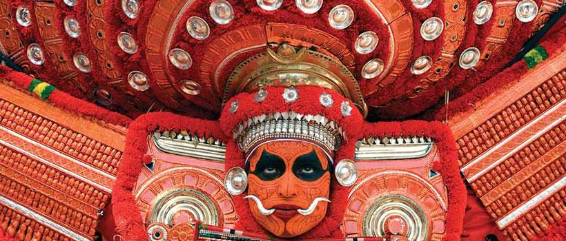 Perumkaliyattam mahotasavam in Kerala