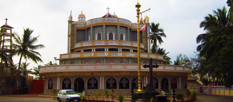 St. Mary's Cathedral in Pattom, Trivandrum