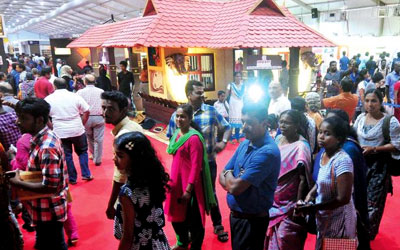 Kerala Village Fair 2020 in Kovalam