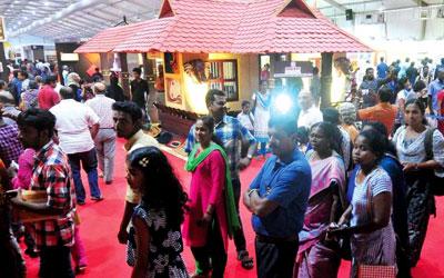 Kerala Village Fair 2020 in Kovalam