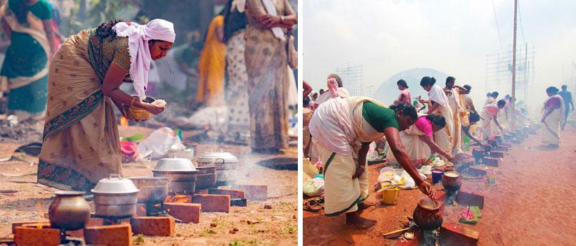 Attukal Pongala Festival in Trivandrum