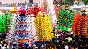 A glimpse of Thaipuyam festival in Kerala