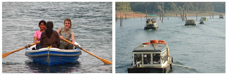 boating-periyar