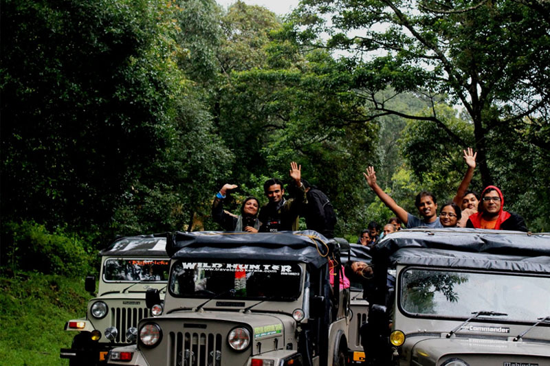 periyar-jeep-ride