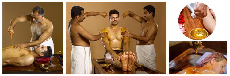 Pizhichil Massage Therapy
