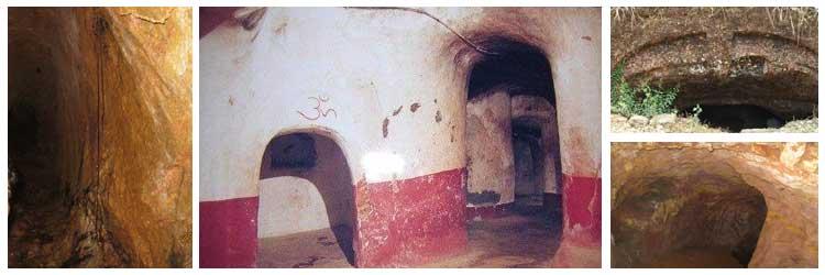 nityanandashram-caves