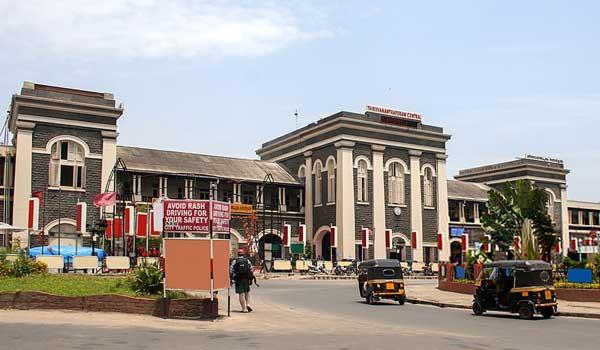 Kovalam – Trivandrum Departure